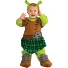 Shrek 4 Fiona Warrior Newborn
