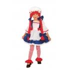 Rag Doll Girl Child Small