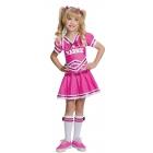 Barbie Cheerleader Child Small
