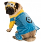 Pet Costume Minion Medium