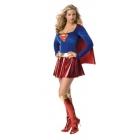Supergirl 1Pc Adult Medium