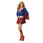 Supergirl 1Pc Adult Large