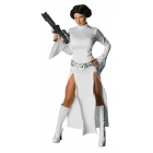 Princess Leia Wt Dress Xs