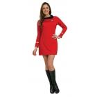 Star Trek Classic Red Dress Md