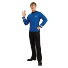 Star Trek Movie Dlx Blue Shirt