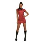 Star Trek Movie Red Dress Sm