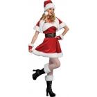 Santa'S Sexy Helper Adult Md