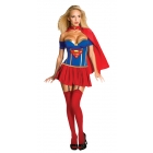 Supergirl Dlx Adult Small