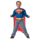 Superman Child Muscle Shirt Sm