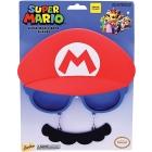 Mario Mario Bros Sunstache
