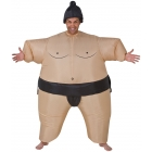 Sumo Wrestler Inflatable