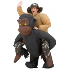 Inflatable Riding Gorilla Cost