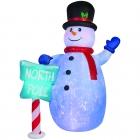 Airblown Snowman Giant