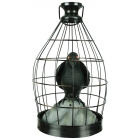 Crow In Cage Animated