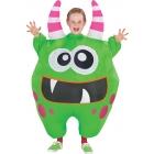 Inflate Scareblown Green Child