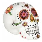 Sugar Skull Warm Colors 7 In