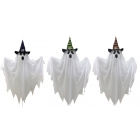 Witch Hat Ghost Set Of 3  28 I