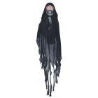 Hanging Lightup Black Ghost