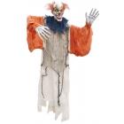 Hanging Creepy Clown 60In