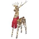 Starry Night Grapevine Deer