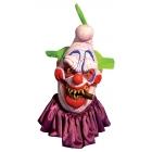 Big Boss Clown Latex Mask