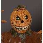 Pumpkin Rot Latex Mask