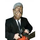Bubba Clinton Mask Latex
