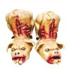 Pig Boots (Pair) Latex
