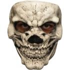 Skull 3 White