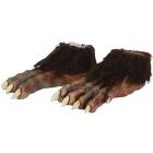Wolf Latex Feet Deluxe