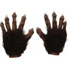 Wolf Latex Hands Deluxe