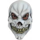 Skull Child Latex Mask
