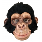Chimp George Latex Mask