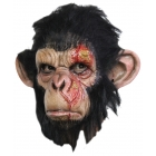 Infected Chimp Latex Mask