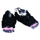 Gorilla Feet With Hair