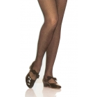 Tights Mesh Ch Blk Lg 8 To 11