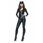 Feline Femme Fatale Black
