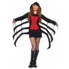 Spider Black Widow Cozy Ad Sm