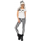 Skeleton Hipster Adult Small
