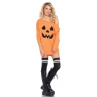 Jersey Dress Pumpkin Ad Xlarge