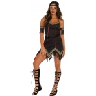 Tiger Lily Adult 4 Pc Large