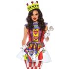 Card Queen Adult Medium