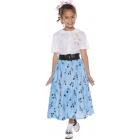 50'S Skirt Set Child Med 6-8