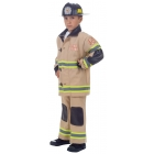 Firefighter Child Tan Sm 4-6
