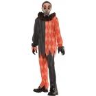 Evil Clown No Mask Child Large