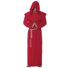 Monk Robe Adult Red