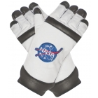 Astronaut Gloves Ad White
