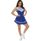 Cheer Adult Blue Large