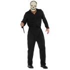 Boiler Suit Adult Black