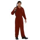 Boiler Suit Adult Redxxl